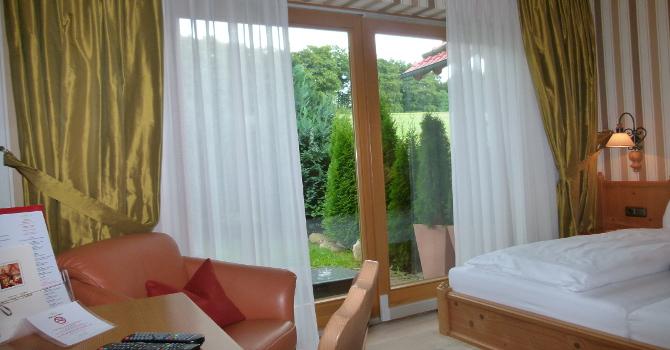 Landhaus Talblick Thüringen - Kleines Wohlfühlzimmer